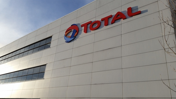 Head office building for Total E&P UK