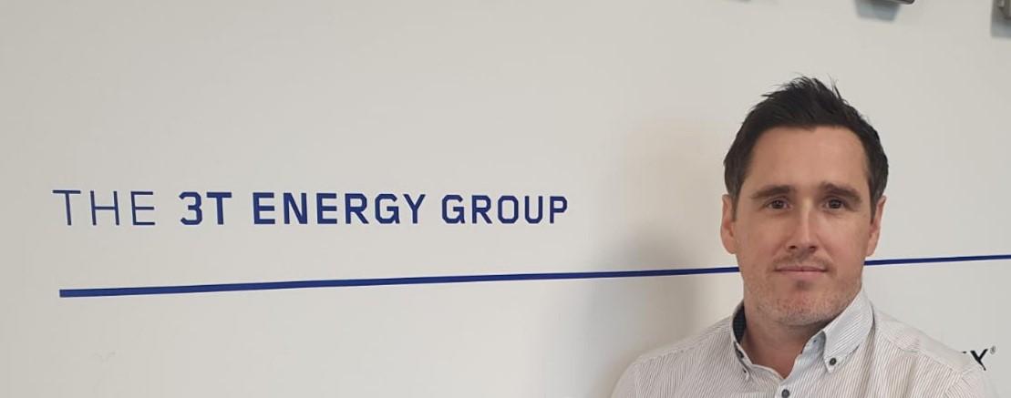 Alan Sharp, Head of 3t Training Solutions